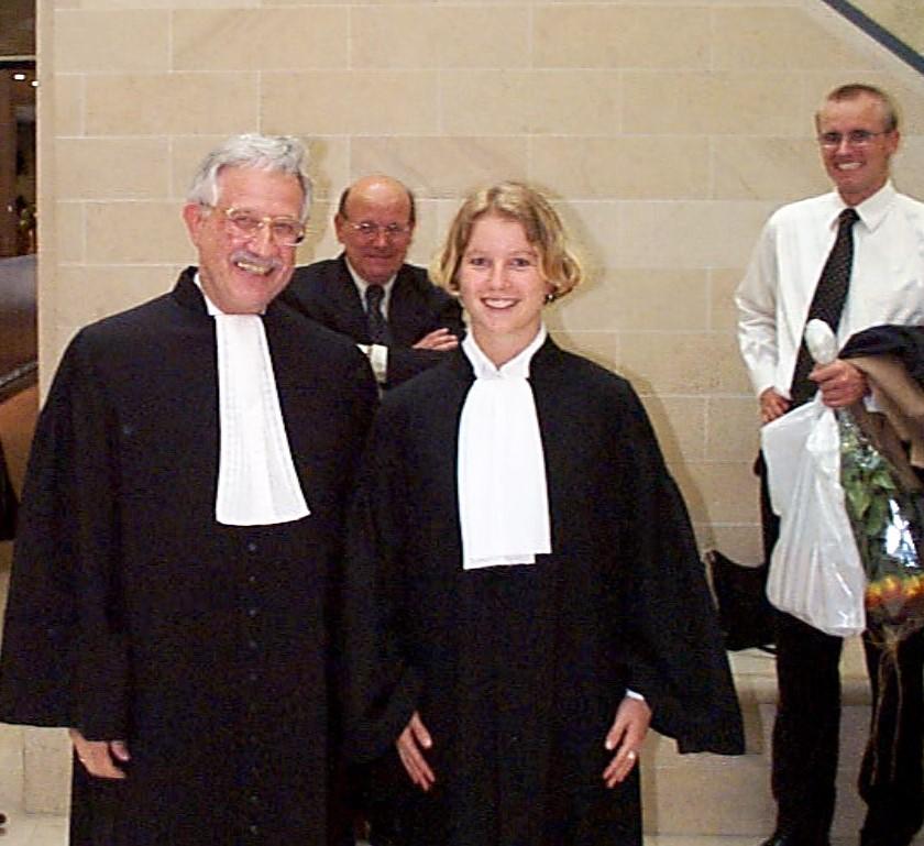 20 jaar advocaat