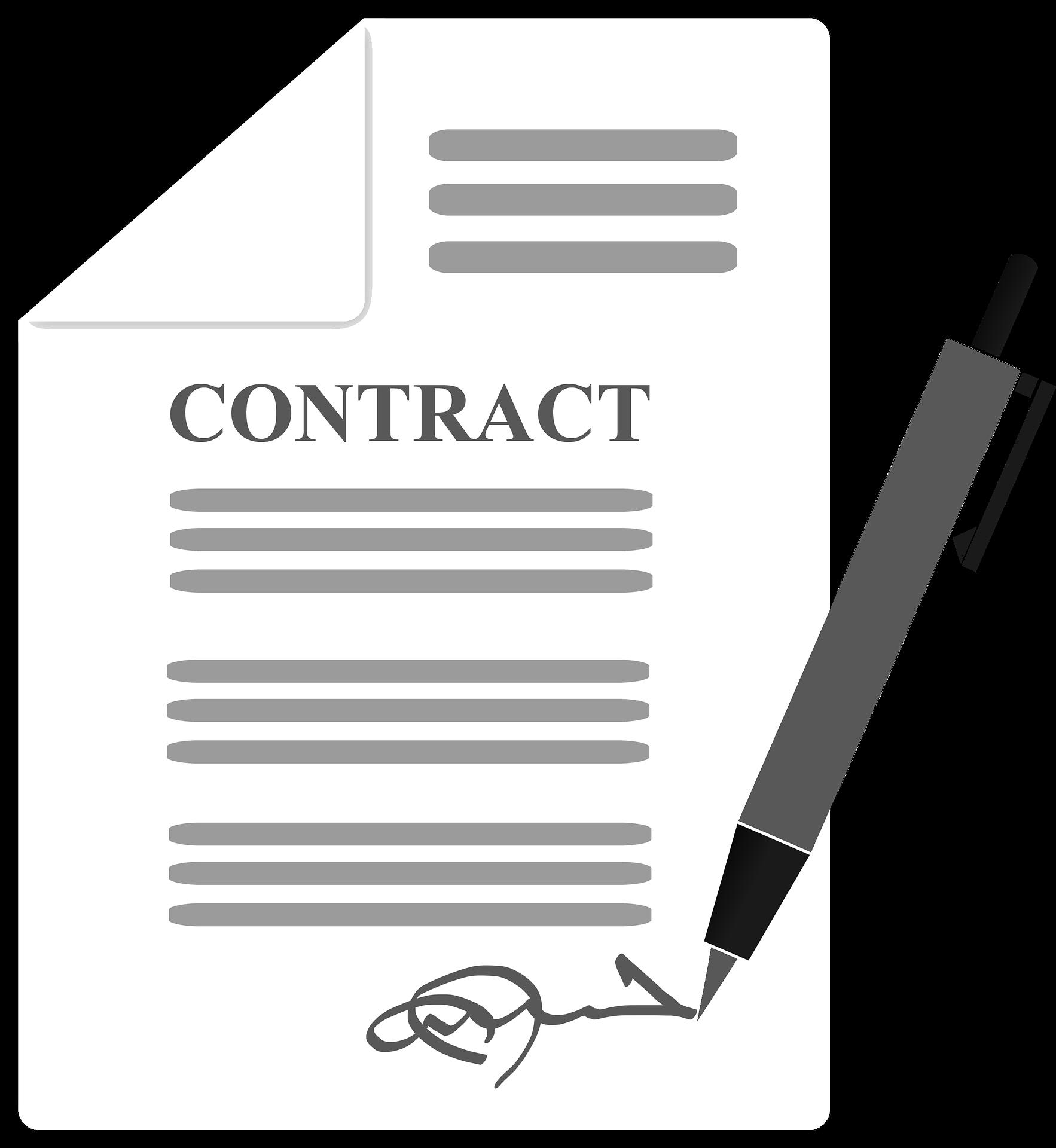 Bedenkrecht beëindigingsovereenkomst